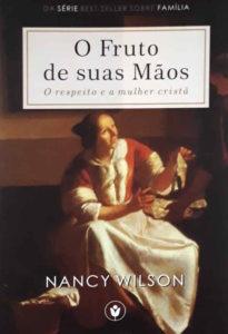 Capa de Livro: O fruto de suas mãos
