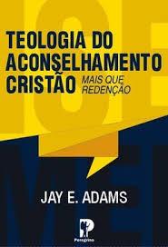 Capa de Livro: Teologia do aconselhamento cristão