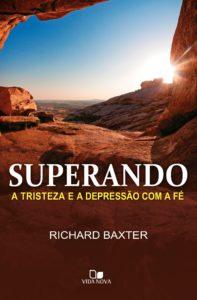 Capa de Livro: Superando a tristeza e a depressão com fé