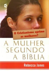 Capa de Livro: A mulher segundo a Bíblia