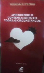 Capa de Livro: Aprendendo o contentamento em todas as circunstâncias