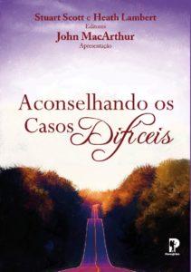 Capa de Livro: Aconselhando os casos difíceis.