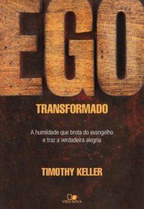 Capa de Livro: Ego transformado