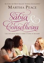 Capa de Livro: Sábia e Conselheira