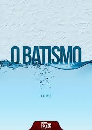 Capa de Livro: O Batismo