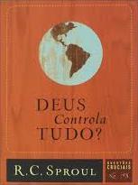 Capa de Livro: Deus controla tudo?