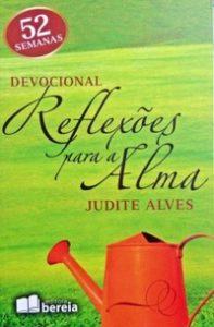 Capa de Livro: Devocional Reflexões para a alma