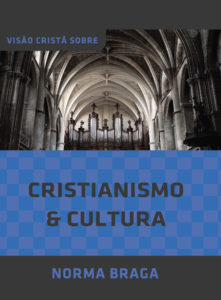 Capa de Livro: Cristianismo e Cultura