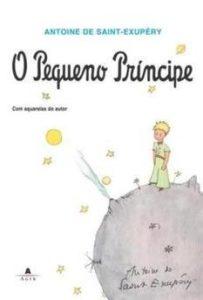 Capa de Livro: O Pequeno Príncipe