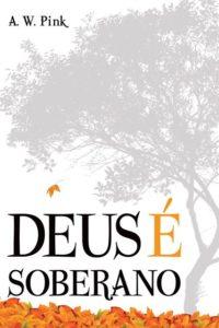 Capa de Livro: Deus é soberano