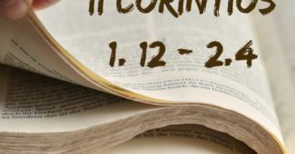 II Co 1.12-2.4
