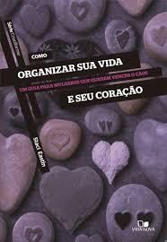 Capa de Livro: Como organizar sua vida e seu coração