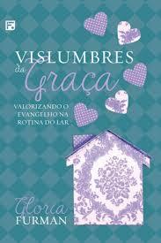 Capa de Livro: Vislumbres da Graça