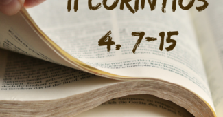 II Coríntios 4