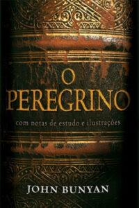 Capa de Livro: O Peregrino